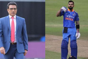 Sanjay Manjrekar & Virat Kohli