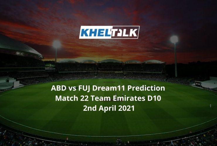 ABD-vs-FUJ-Dream11-Prediction