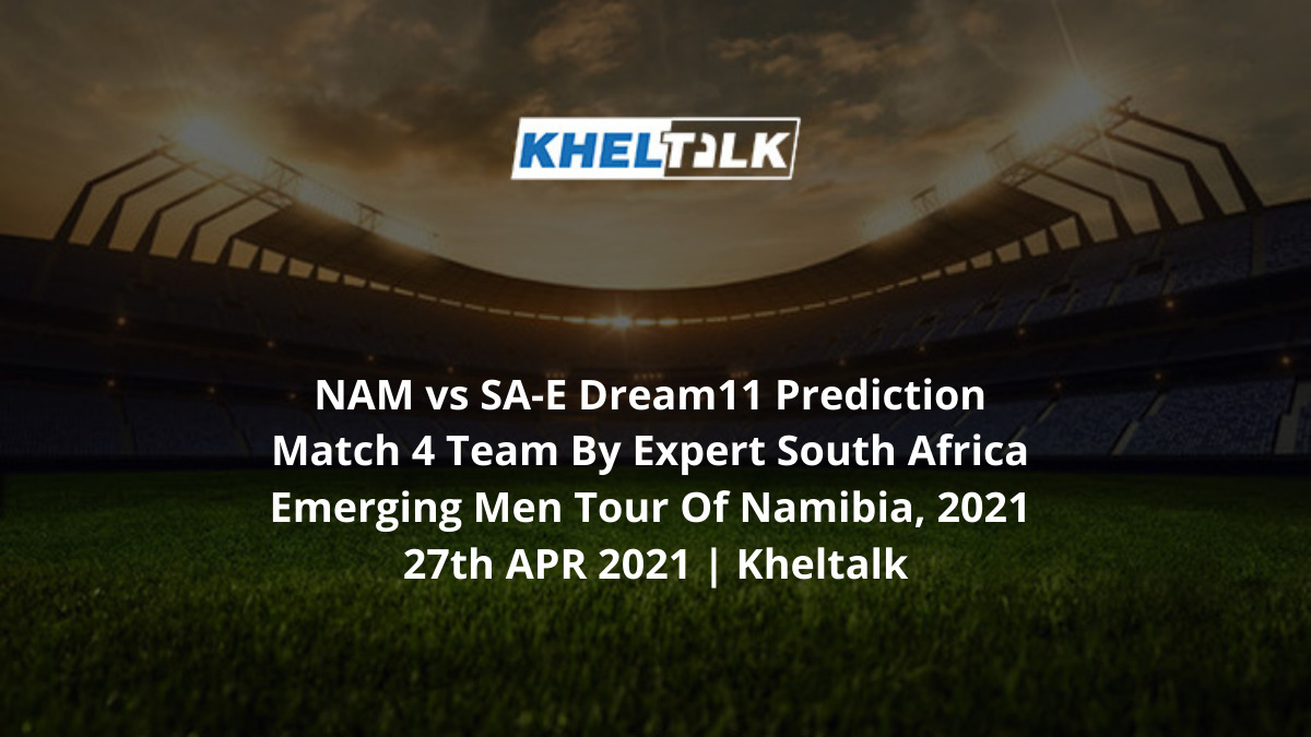 NAM vs SA-E Dream11 Prediction