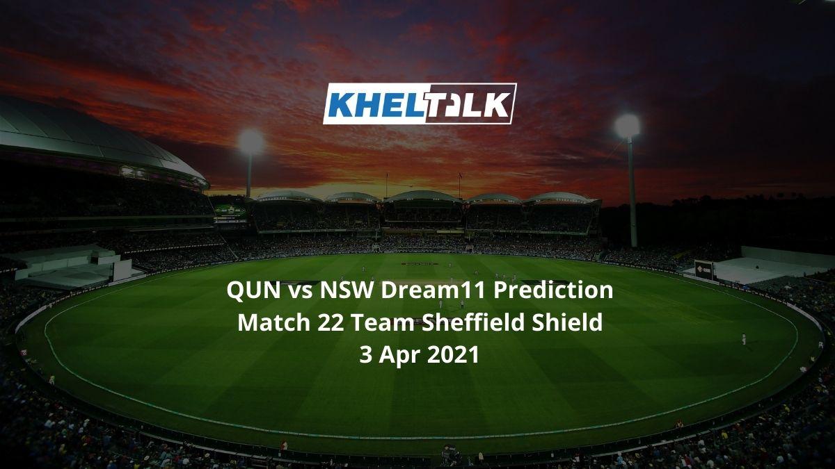 QUN-vs-NSW-Dream11-Prediction