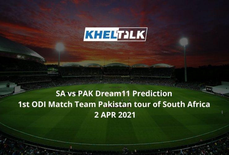 SA vs PAK Dream11 Prediction