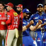 PBKS vs MI Head To Head Records Of IPL History