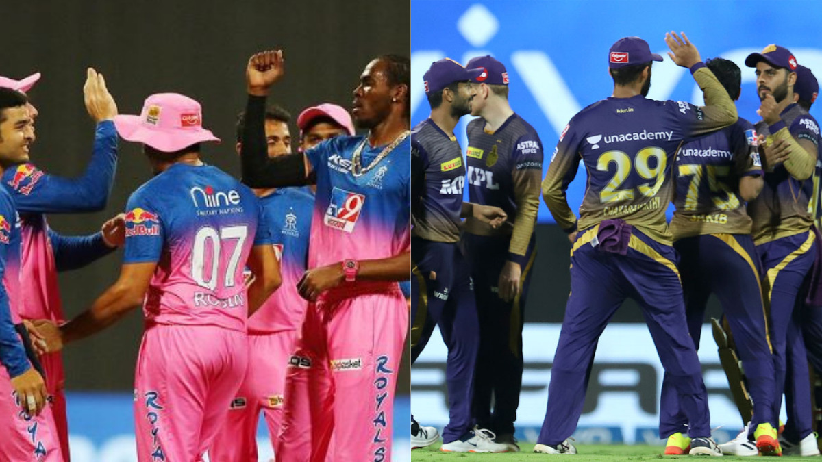 RR vs KKR Head to Head record in IPL history