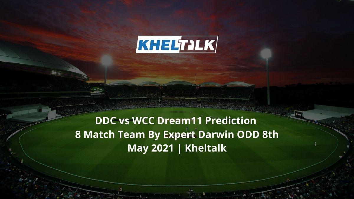 DC vs WCC Dream11 Prediction