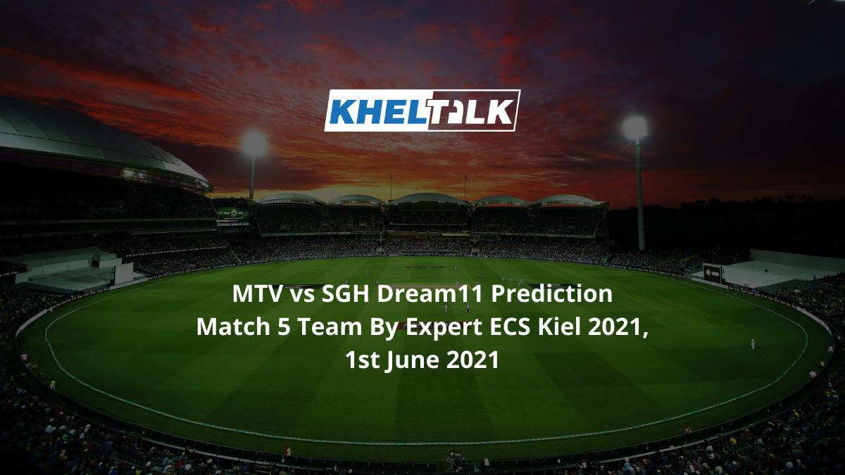 MTV vs SGH Dream11 Prediction