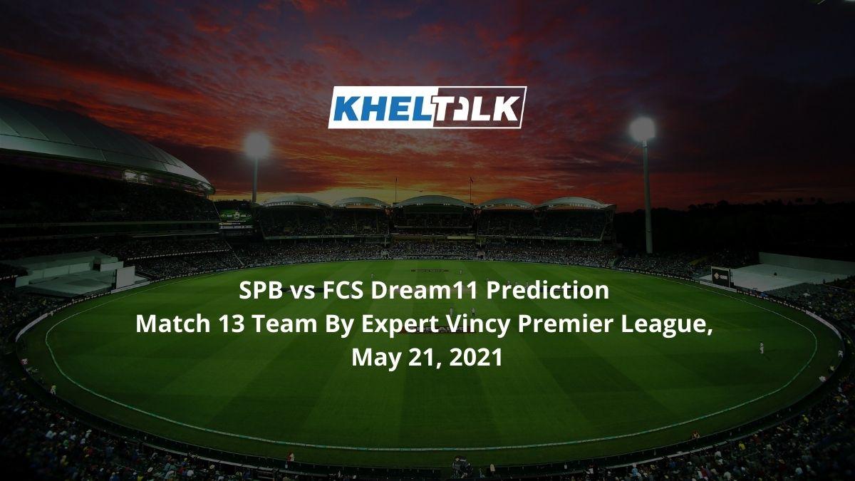 SPB vs FCS Dream11 Prediction