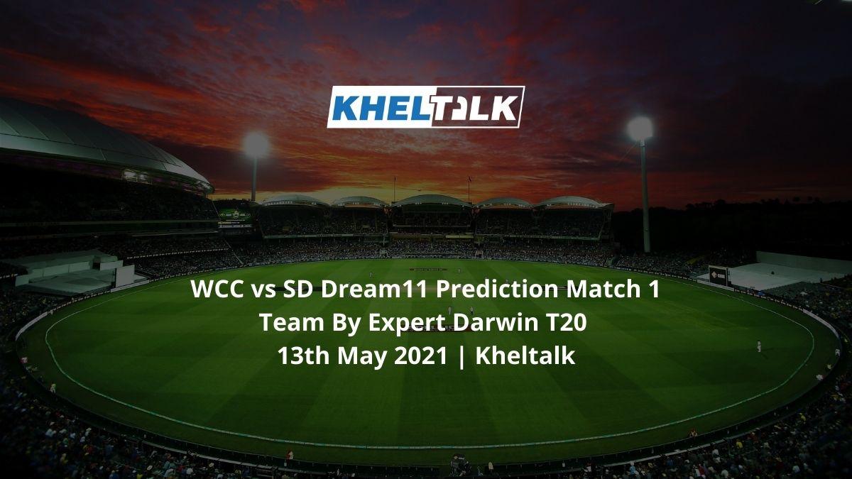 WCC-vs-SD-Dream11-Prediction