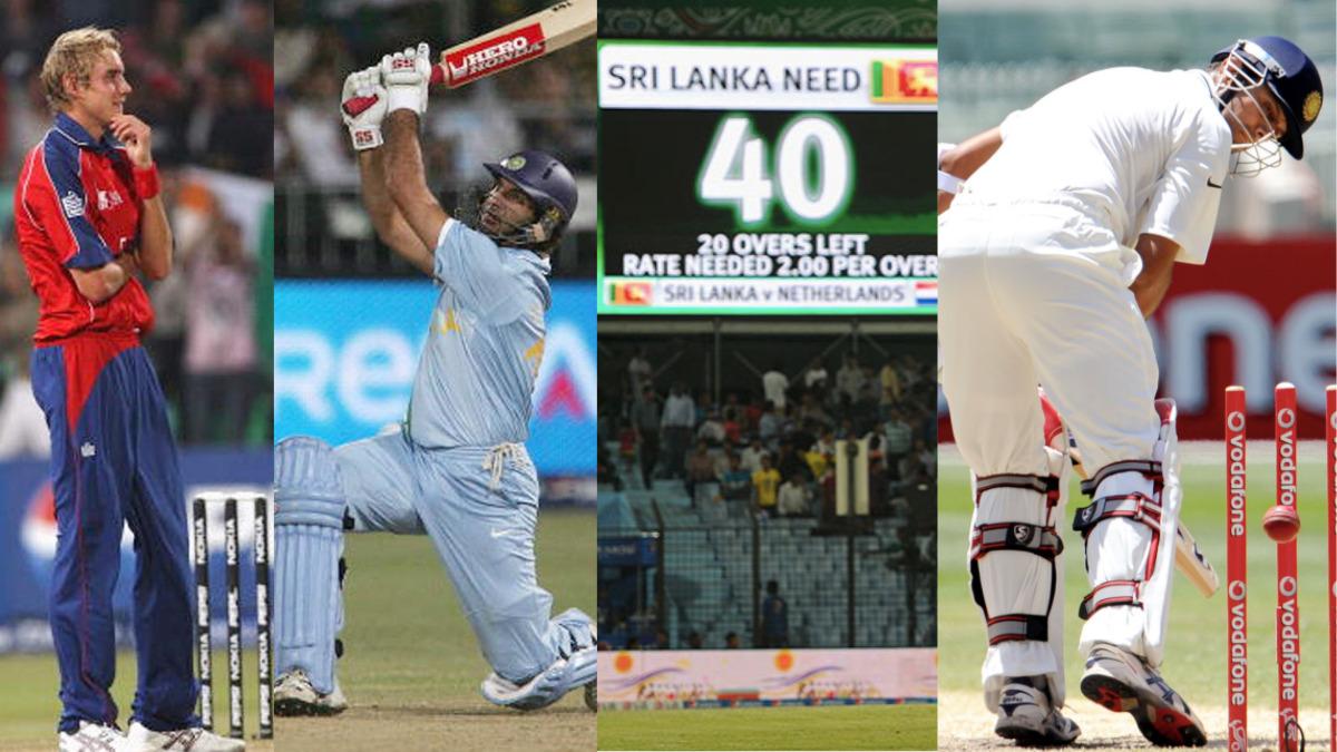 Embarrassing Records In Cricket