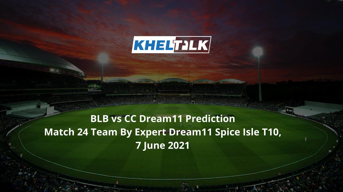 BLB vs CC Dream11 Prediction