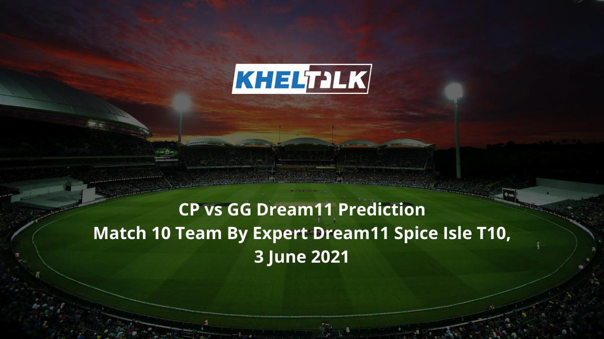 CP vs GG Dream11 Prediction