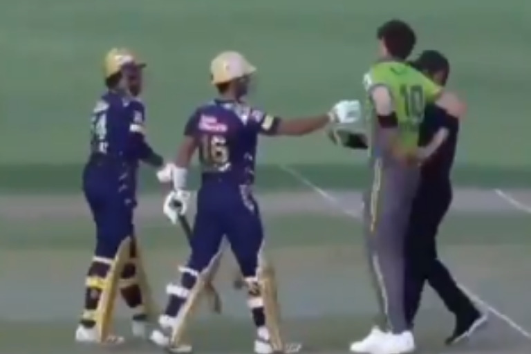 Lahore Qalandars lost the match by 18 runs