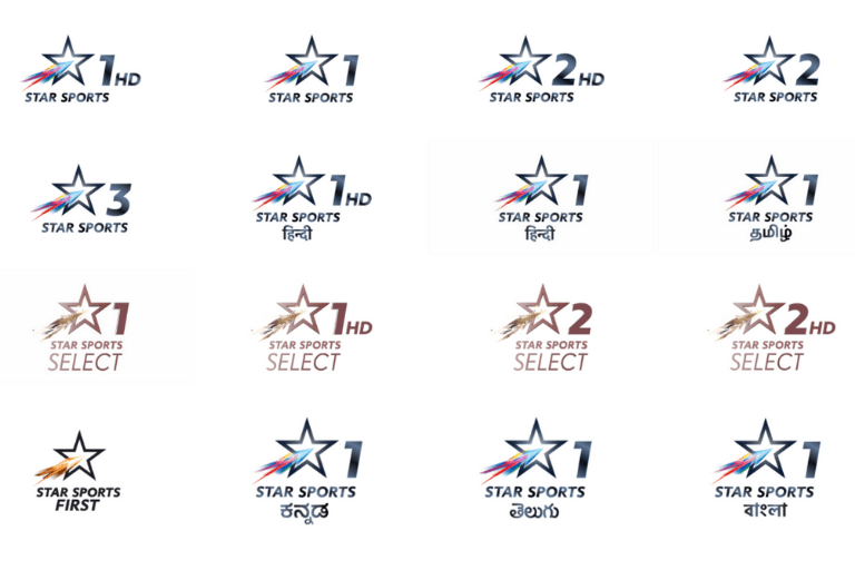 Star Sports 1 Live Channel list