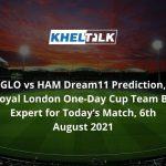 GLO-vs-HAM-Dream11-Prediction-Royal