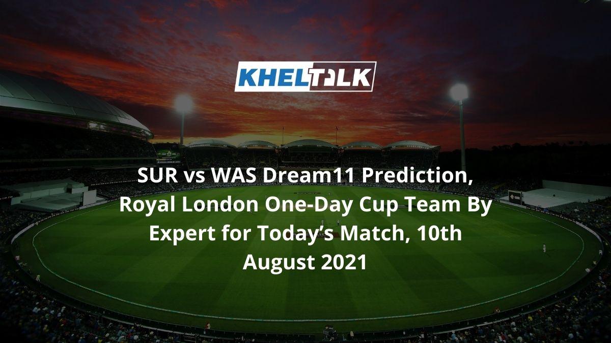 SUR-vs-WAS-Dream11-Prediction