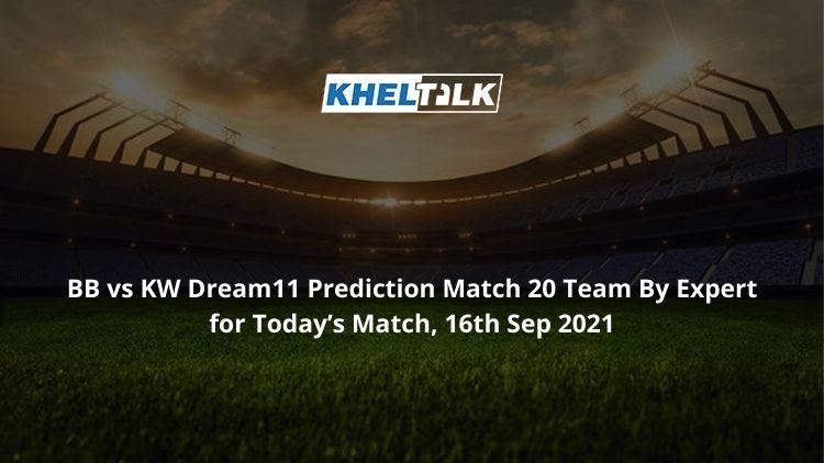 BB-vs-KW-Dream11-Prediction