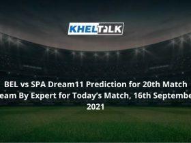 BEL-vs-SPA-Dream11-Prediction