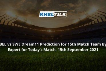 BEL-vs-SWE-Dream11-Prediction