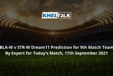 BLA-W-v-STR-W-Dream11-Prediction
