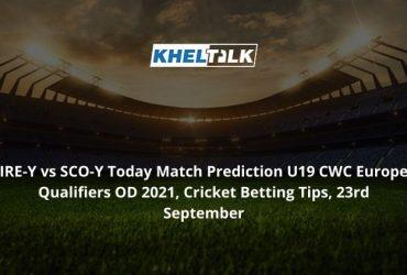 IRE-Y-vs-SCO-Y-Today-Match-Prediction