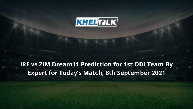 IRE-vs-ZIM-Dream11-Prediction