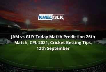 JAM-vs-GUY-Today-Match-Prediction