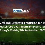 JAM-vs-TKR-Dream11-Prediction