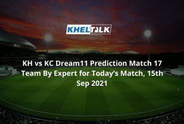 KH-vs-KC-Dream11-Prediction