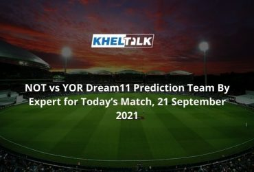 NOT-vs-YOR-Dream11-Prediction