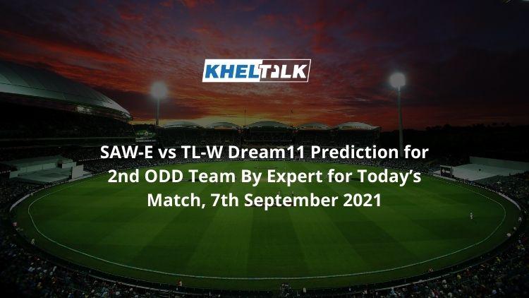 SAW-E-vs-TL-W-Dream11-Prediction
