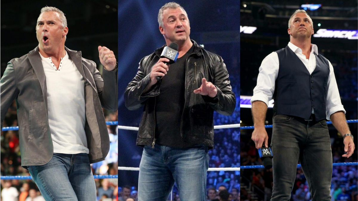Shane McMahon Net Worth