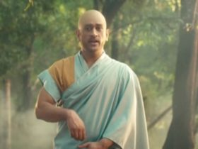 MS Dhoni Funny Ads