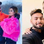 Isha Negi Rishabh Pant Girlfriend
